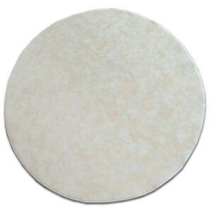 Kulatý koberec SERENADE Graib krémový