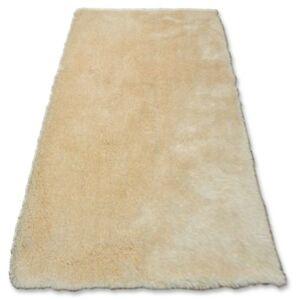 Kusový koberec SHAGGY MACHO OLI světle béžový