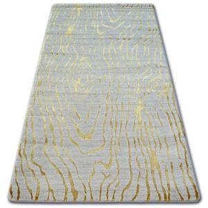 Kusový koberec MANYAS Egia krémovo-zlatý