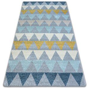 Kusový koberec NORDIC NORDIC sivý G4574