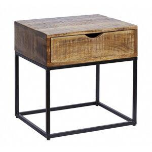 Noční stolek Etta mango