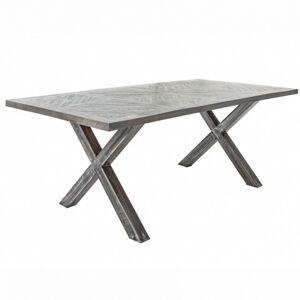 Jídelní stůl Campari 160 cm šedý