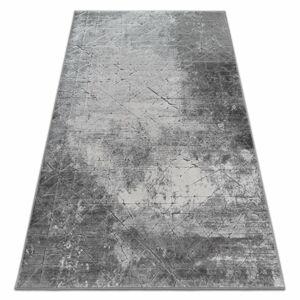 Kusový koberec ACRYLOVY YAZZ 6076 šedý