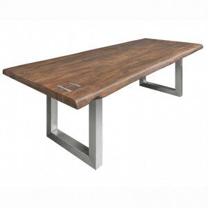Jídelní stůl Mammut Artwork 200 cm hnědý