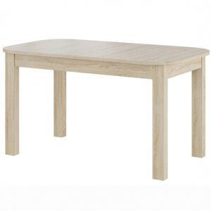 Rozkládací stůl Rea 140-210 cm hnědý