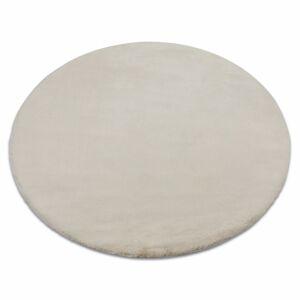 Guľatý koberec BUNNY béžový
