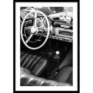 Obraz Cockpit 50x70 cm