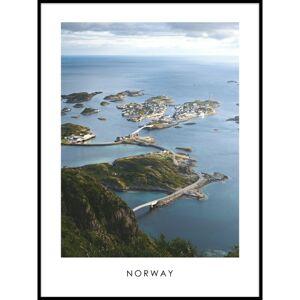 Obraz Norway 50x70 cm