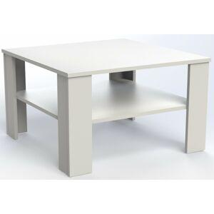 Konferenční stolek TINA MINI bílý