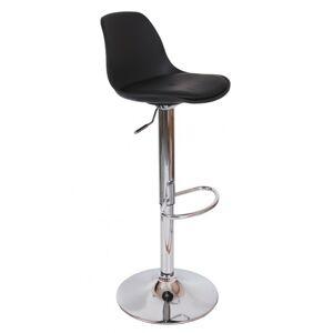 Barová stolička Hoker Ricardo - čierna