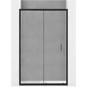 Sprchové dveře MEXEN Apia 100cm černé