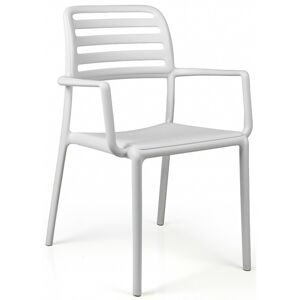 Zahradní židle Nardi Costa bílá