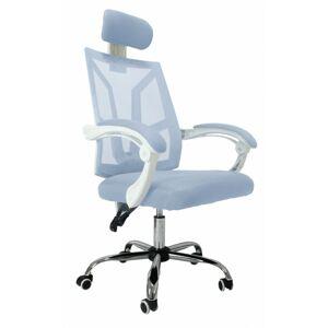 Kancelářská židle Scorpio šedá