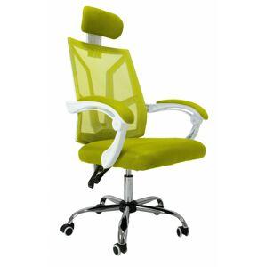 Kancelářská židle Scorpio zelená