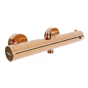 Termostatická sprchová baterie MEXEN KAI rose gold
