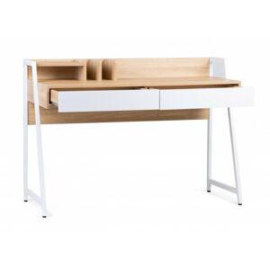 Psací stůl Gemora hnědý