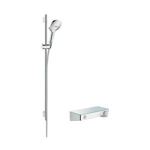 Sprchový set na stěnu HANSGROHE  SHOWERTABLET SELECT chromovaný 27027000