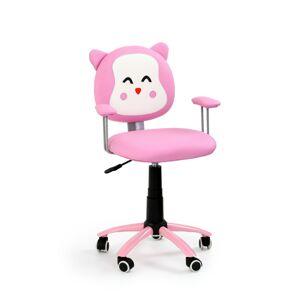 Dětská židle Kami růžová