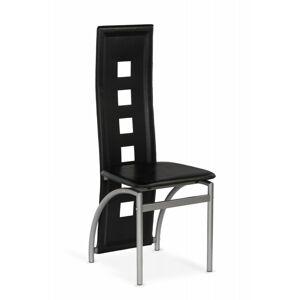 Jídelní židle Ritta černá