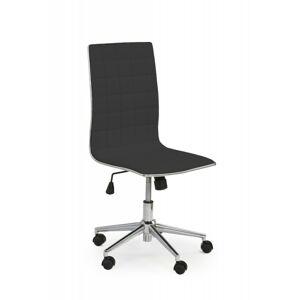 Kancelářká židle Rolo černá