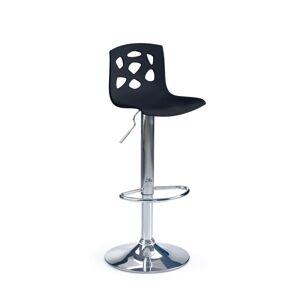 Barová židle Ivy3 černá