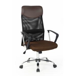 Kancelářská židle VORE hnědá
