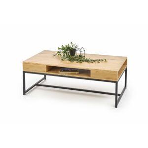 Konferenční stolek Adle hnědý