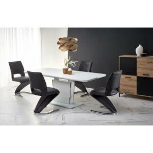 Rozkládací jídelní stůl Borro bílý