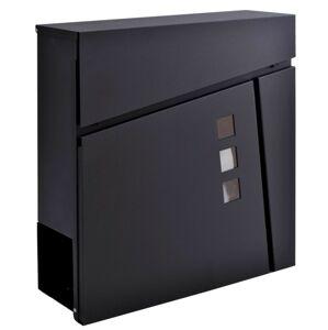 Poštovní schránka Johan černá