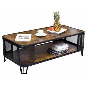 Konferenční stolek Sargot hnědý