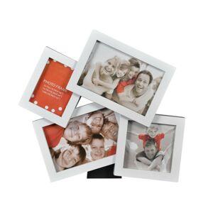 Fotorámček Joran 10 × 15 cm - biely