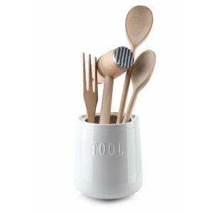 Nádoba na kuchyňské náčiní Modern Life bílá
