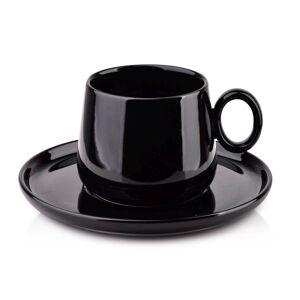 Šálek Alisa černý 270 ml