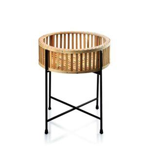 Konferenční stolek Lucie Natural hnědý