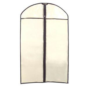Ochranný obal na odev Vlasta 60 × 137 cm - béžový