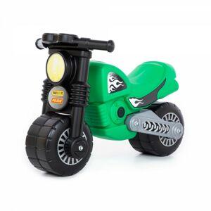 Dětské odrážedlo Motorbajk zelené