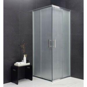 Sprchová kabina MEXEN RIO mat, 70x70 cm