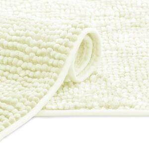 Koupelnový koberec Bati smetanově bílý