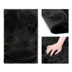 Kusový koberec AmeliaHome Lovika I černý