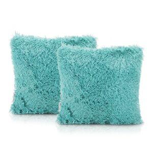 Povlaky na polštáře AmeliaHome Karvag modré