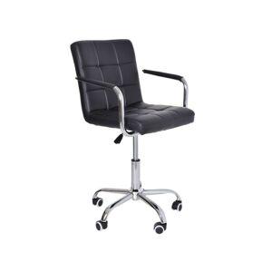 Kancelárska stolička Ritmo čierna
