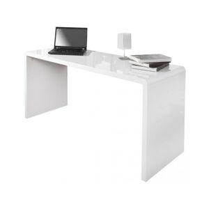 Psací stůl Fasto 140 cm bílý