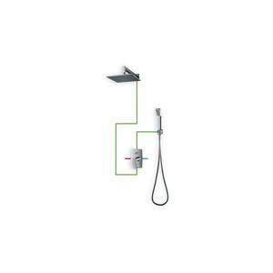 Sprchový set podomítkový OMNIRES MURRAY chromovaný SYS 20