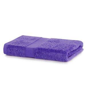 Bavlnený uterák DecoKing Bira fialový