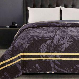 Oboustranný přehoz na postel z mikrovlákna DecoKing Tropical