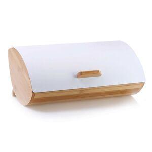 Chlebník DecoKing COSMIC biely