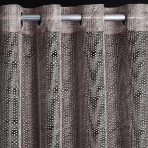 Záclona DecoKing DAFNE 140x250 béžová