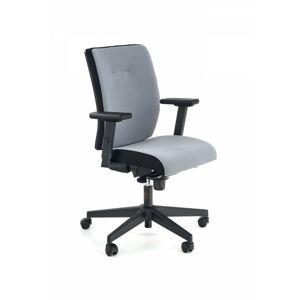 Kancelářská židle Poft šedá