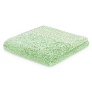 Bavlněný ručník DecoKing Andrea mátový
