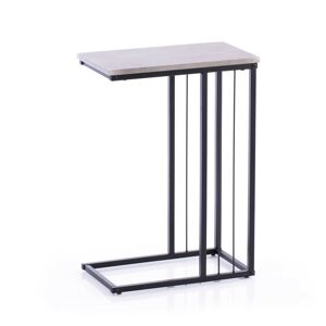 Odkládací stolek Flurta kámen